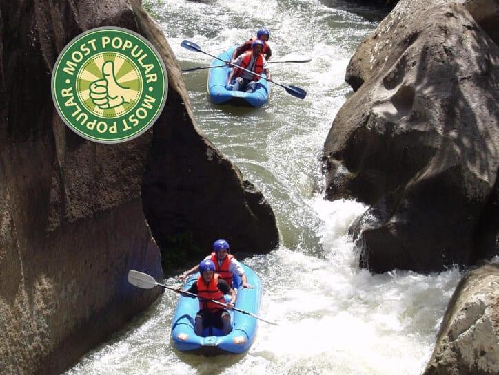Adventure Combo Tour in Rincon De La Vieja National Park