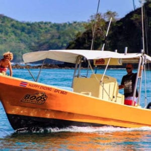 28' TYPICAL COSTA RICAN PANGA