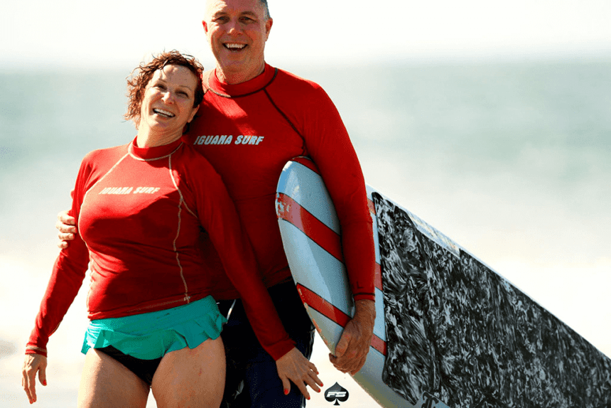 Costa Rica Family Surf Vacations