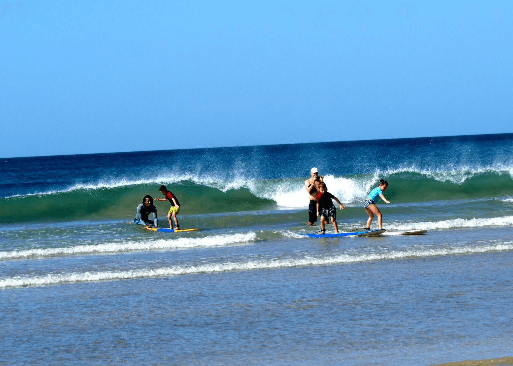 Tamarindo Semi-Private Surf Lessons