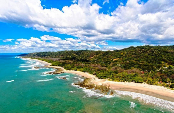 Top 5 Beaches in Costa Rica to Learn How to Surf