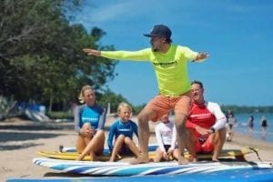 The Weekly Surf Camp Package