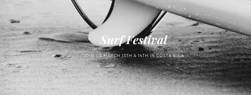 JUST ANNOUNCED – Tamarindo International Surf Film Festival 2020