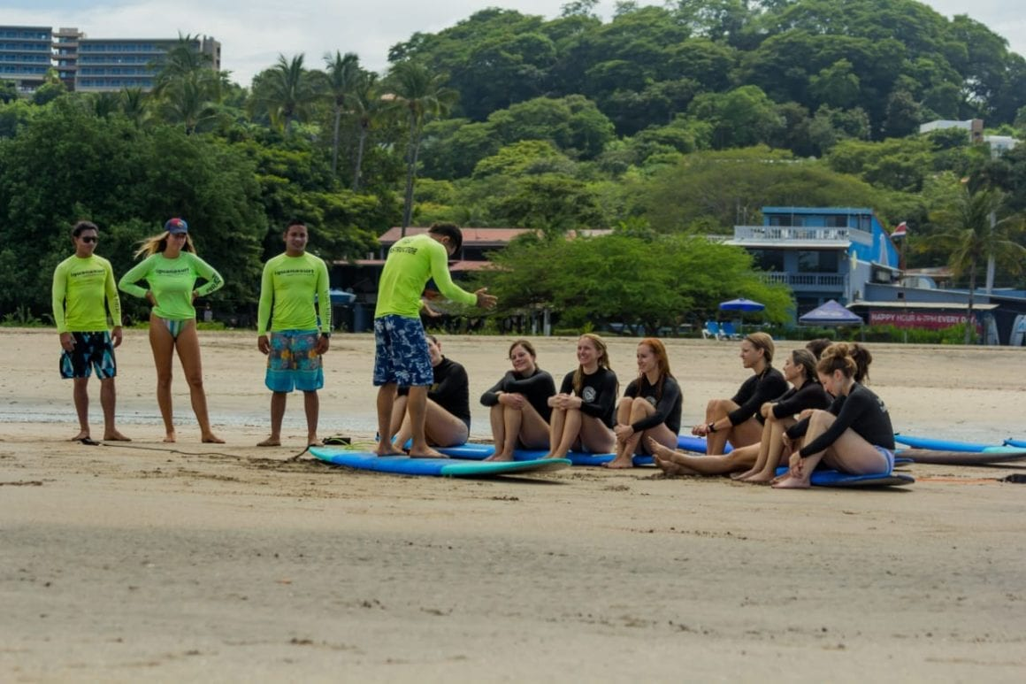 Tips From Our Costa Rica Surf School