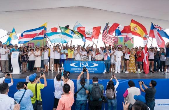 ISA World Surfing Games & Tokyo 2020 Olympics Update