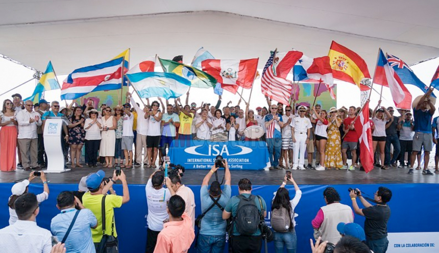 ISA World Surfing Games & Tokyo 2020 Olympics Update