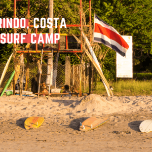 What to Expect at Your Tamarindo Costa Rica Surf Camp during Covid